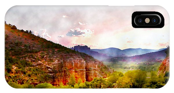 Magical Sedona IPhone Case