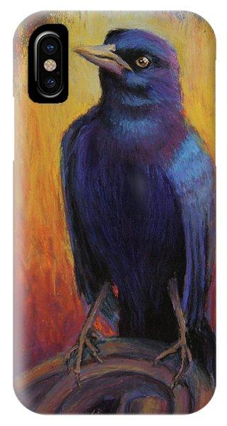 Magnificent Bird IPhone Case