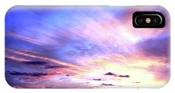 Magnificent Sunset IPhone Case