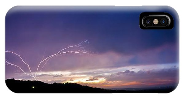Magnificent Sunset Lightning IPhone Case