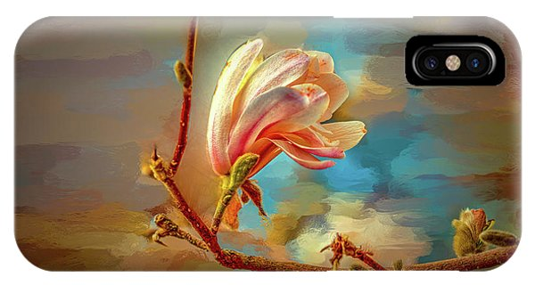 Magnolia Abs #h4 IPhone Case