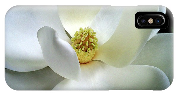 Magnolia Elegance IPhone Case