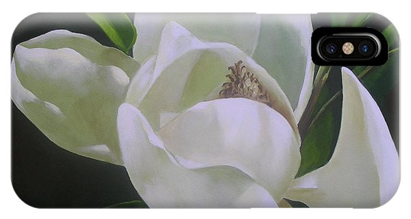 Magnolia Light IPhone Case
