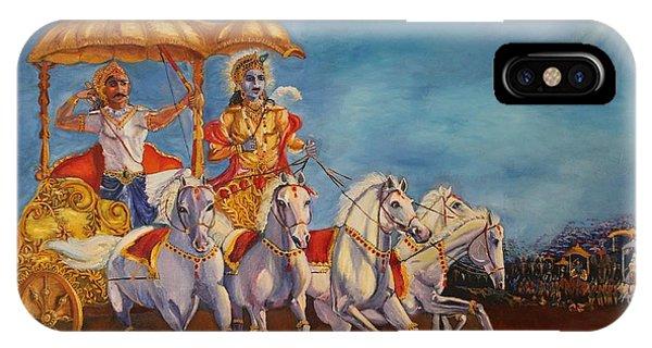 Mahabharat IPhone Case
