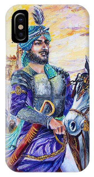Maharaja Ranjit Singh IPhone Case