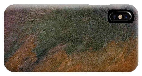 Mahogany IPhone Case