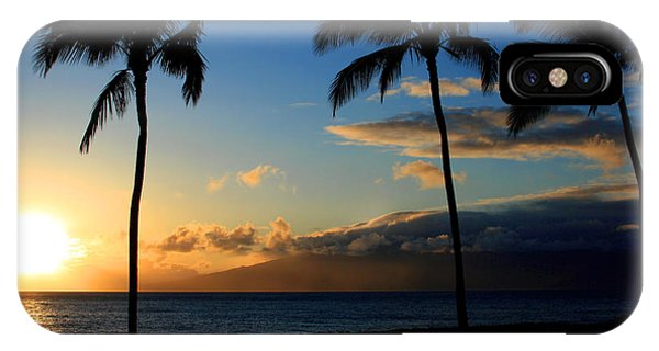 Mai Ka Aina Mai Ke Kai Kaanapali Maui Hawaii IPhone Case