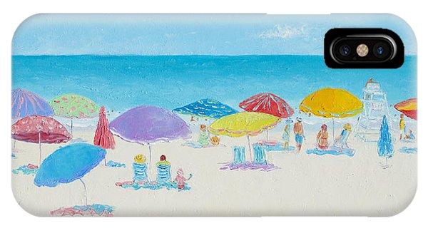 Main Beach East Hampton  IPhone Case