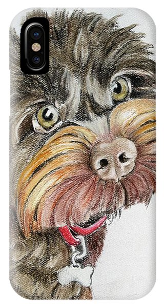 Maisie Moo IPhone Case