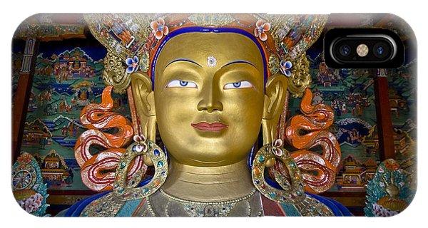 Maitreya Buddha IPhone Case