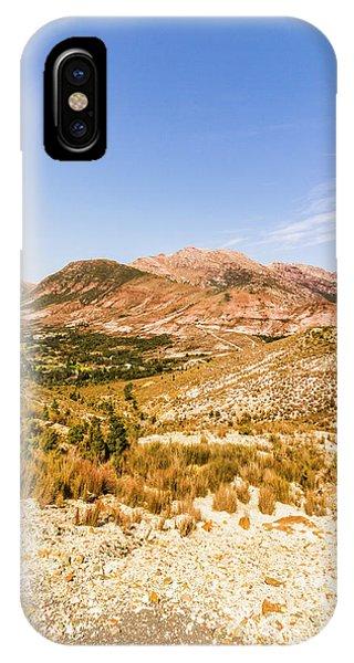 Rocky Mountain iPhone Case - Majestic Arid Peaks by Jorgo Photography - Wall Art Gallery