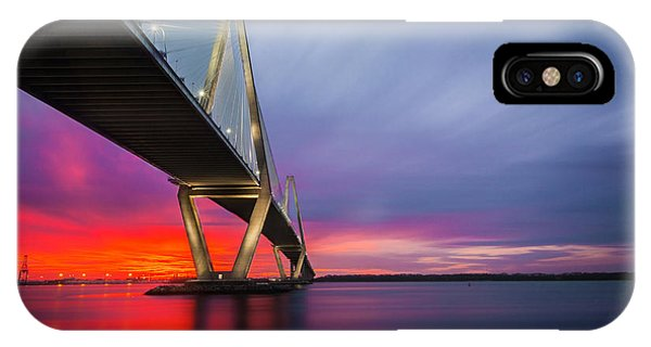 Majestic Arthur Ravenel IPhone Case