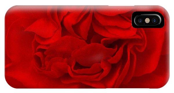 Majestic Begonia  IPhone Case