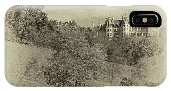 Majestic Biltmore Estate IPhone Case