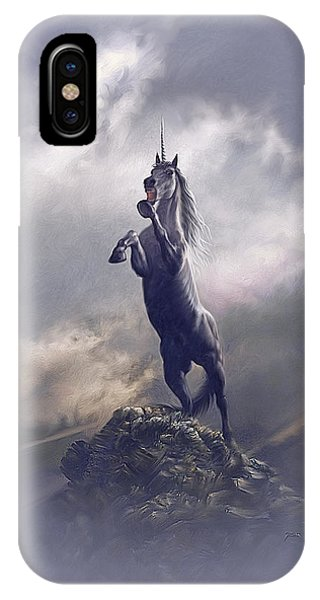 Majestic Dignity  IPhone Case
