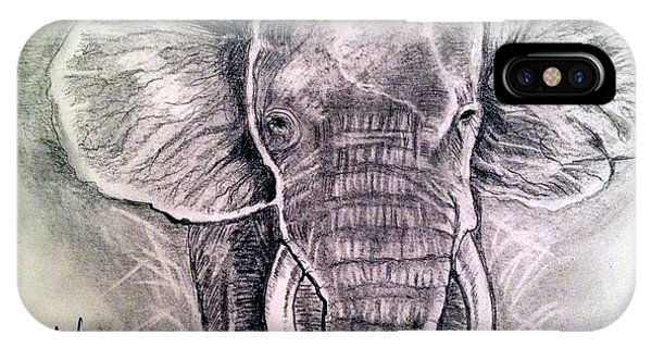 Majestic Elephant IPhone Case
