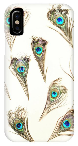 Peafowl iPhone Case - Majestic Feathers by Jorgo Photography - Wall Art Gallery