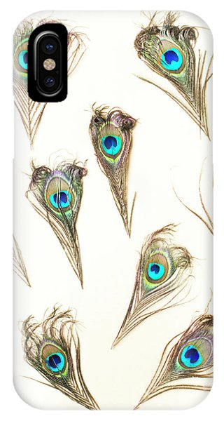 Peacock iPhone Case - Majestic Feathers by Jorgo Photography - Wall Art Gallery