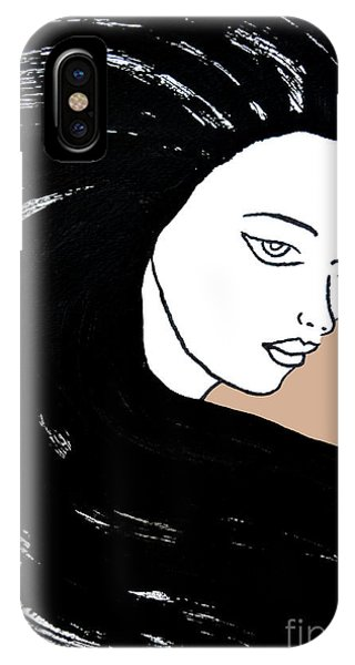 Majestic Lady J0715b IPhone Case