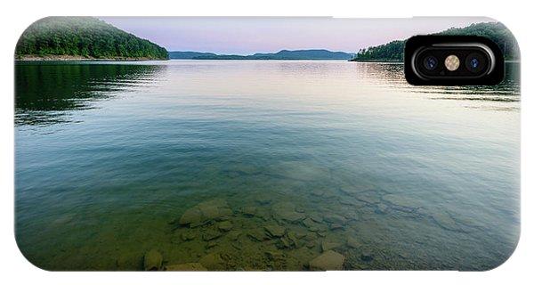 Majestic Lake IPhone Case