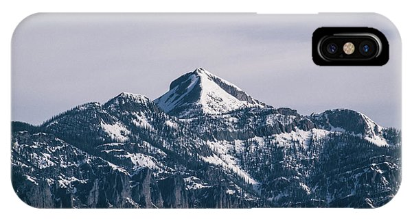 IPhone Case featuring the photograph Majestic Morning On Pagosa Peak by Jason Coward