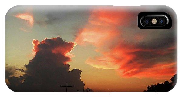 Majestic Sky IPhone Case