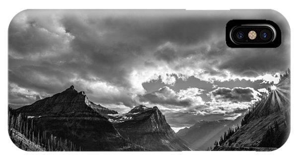 Majestic Sunset IPhone Case