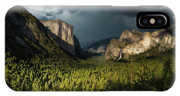 Majestic Yosemite National Park IPhone Case