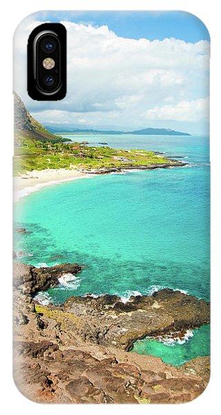 Makapu'u Beach IPhone Case