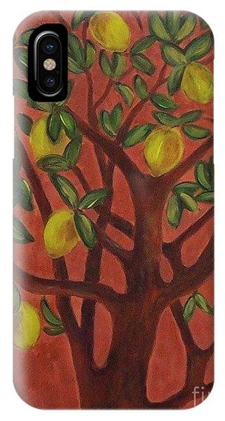 Make Lemon Aid IPhone Case