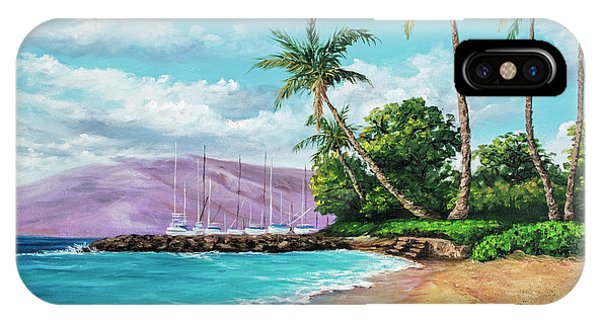Makila Beach IPhone Case