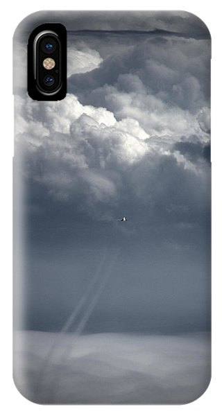 Makin Tracks IPhone Case