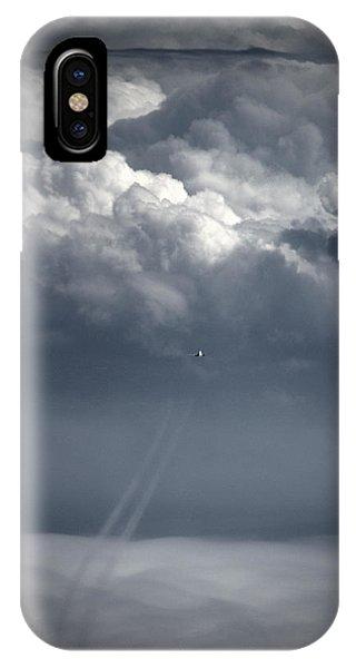 Makin Tracks IPhone Case