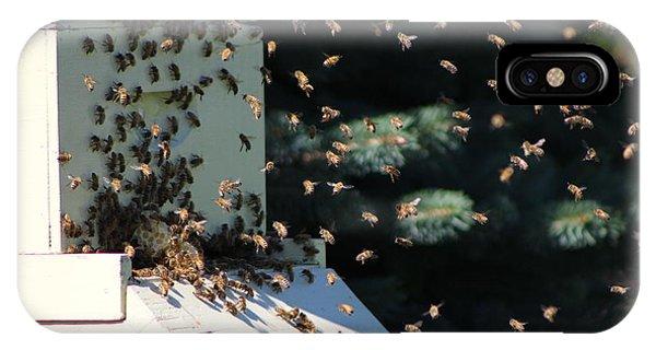 Making Honey - Landscape IPhone Case