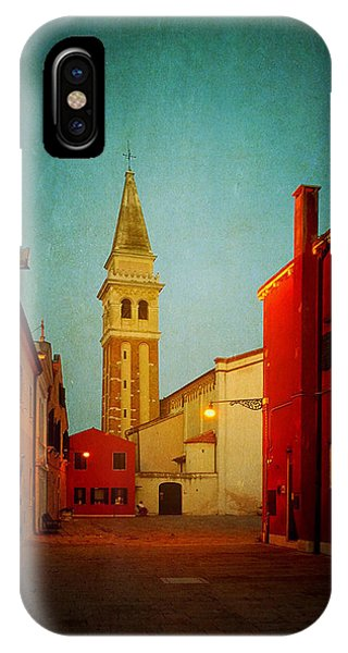 Malamocco Dusk No1 IPhone Case