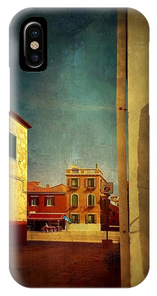 Malamocco Glimpse No1 IPhone Case