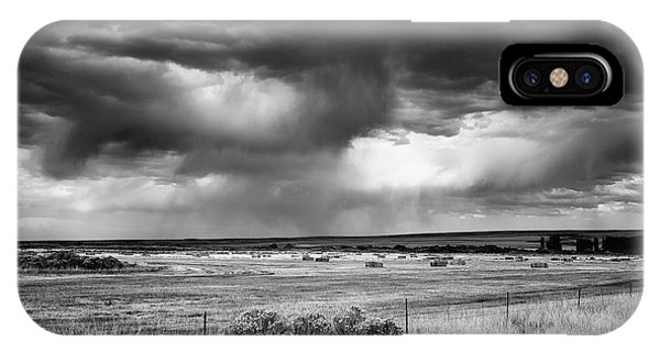 Malheur Storms Clouds IPhone Case