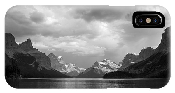 Maligne Lake IPhone Case