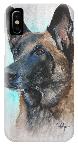 Malinois IPhone Case