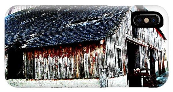 Mallard Barn IPhone Case