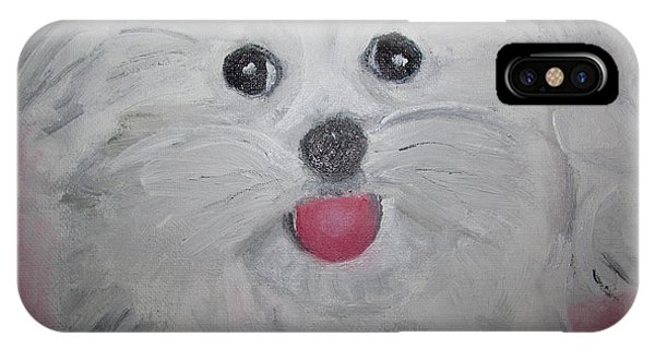 Maltese IPhone Case