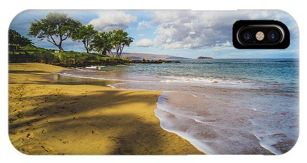 Maluaka Beach IPhone Case