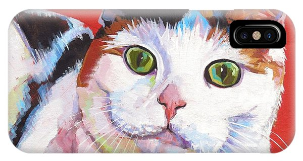 Mama Kitty IPhone Case