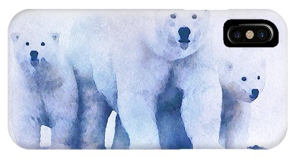 IPhone Case featuring the painting Mamma Bear  by Mark Taylor