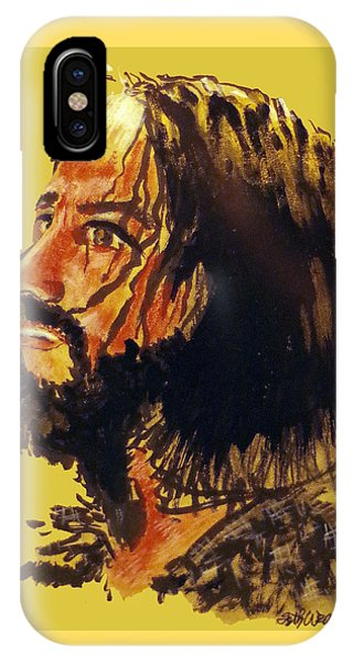 Man Of Sorrows IPhone Case