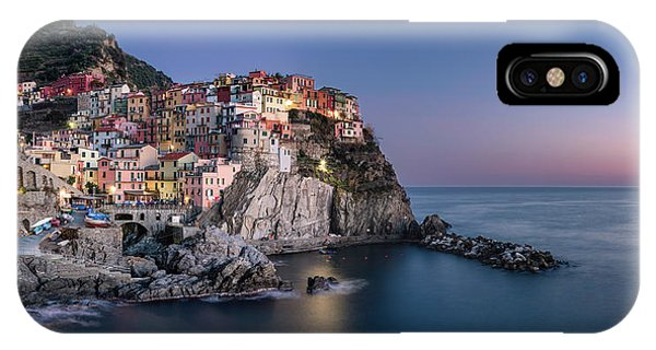 Manarola IPhone Case