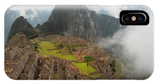 Manchu Picchu IPhone Case