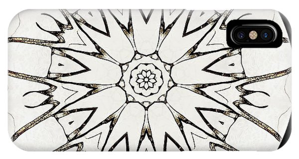 Mandala - Talisman 3779 IPhone Case