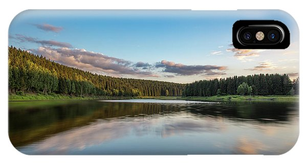 Mandelholz, Harz IPhone Case