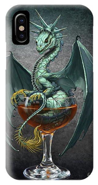 Manhattan Dragon IPhone Case
